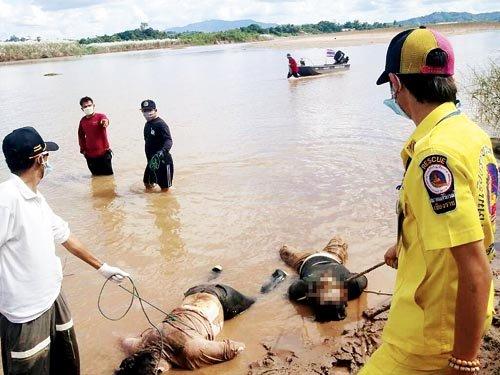 湄公河13名船员遇难血案真相扑朔迷离
