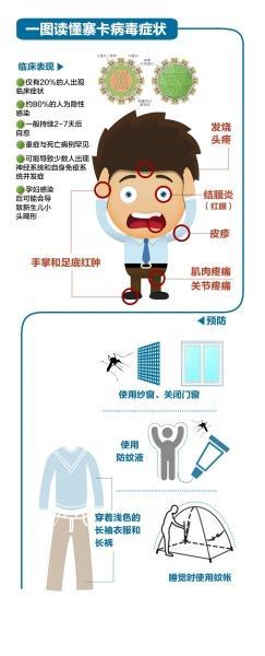 30中国人新加坡感染寨卡 南方蚊虫密度大风险高