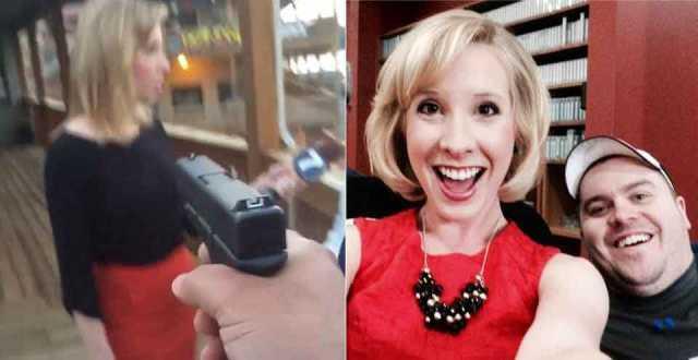 美国两名记者直播中遭枪击身亡 凶手自杀