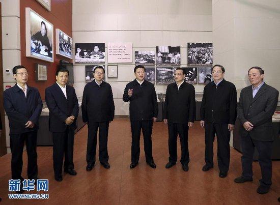 习近平:空谈误国实干兴邦 复兴是最大中国梦
