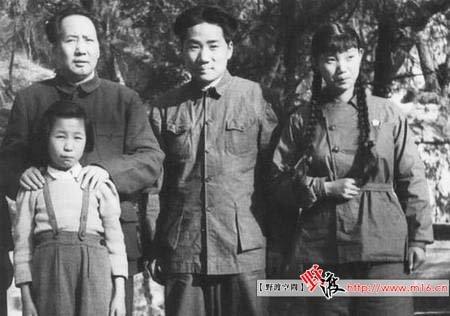 揭秘:毛岸英牺牲后 刘思齐的寡居与再婚生活
