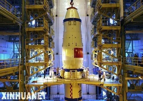 媒体称长征二号F型运载火箭入轨精度将提高