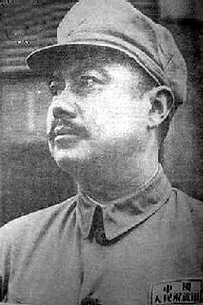 新四军高层内讧:饶漱石陈毅争夺华中局书记