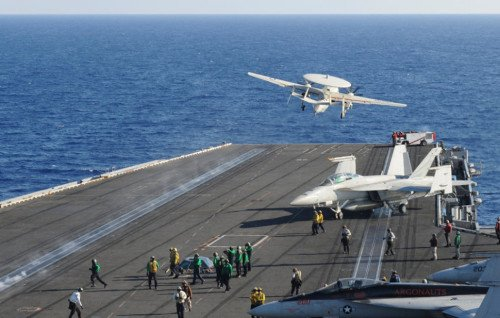 美报:美国会报告称中美军队冲突危险加剧