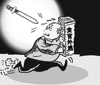 社科院:4000多官员外逃 人均卷走1亿元_新闻_