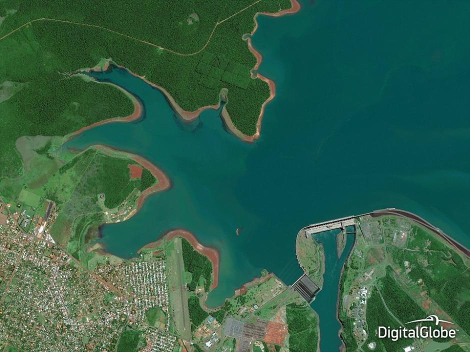 2014世界最佳卫星航拍图