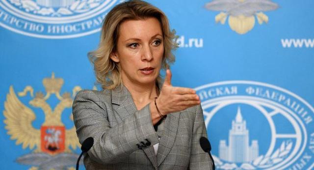 美媒称美国外交官在俄受骚扰 遭俄外交部反驳
