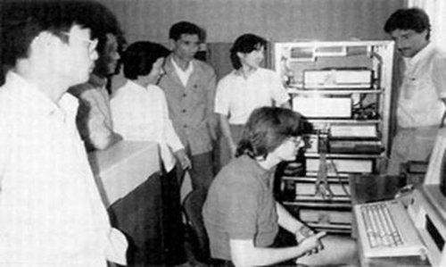 1987年9月20日:中国第一封电子邮件成功发出