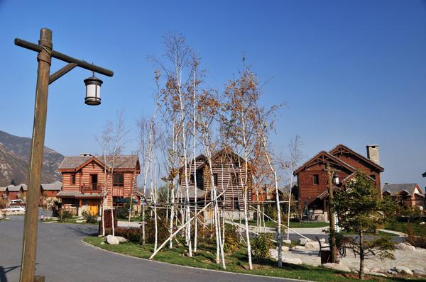 一群中产在京郊过美式生活:房价10年涨3倍(图)