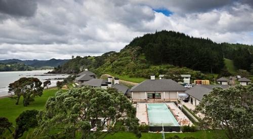 俄富豪在新西兰兴建与沙皇宫殿相媲美豪(图)