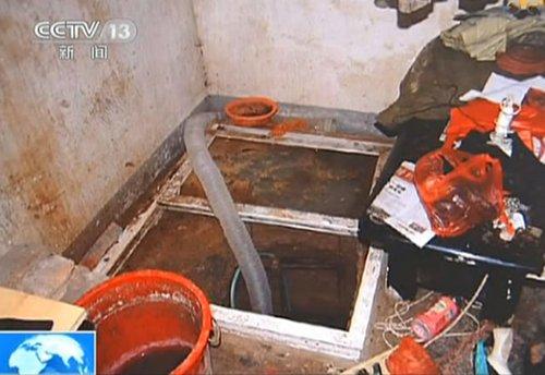 洛阳性奴案6米深地窖及嫌犯照片公布(组图)