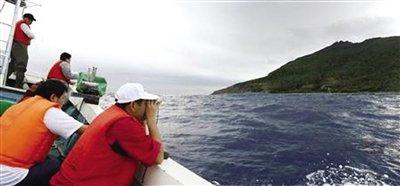 东京都知事扬言赴钓鱼岛估价 日本政府暂不许可