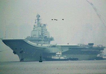 为何中国首个航母母港会落户青岛? - 似水流年 - 似水流年