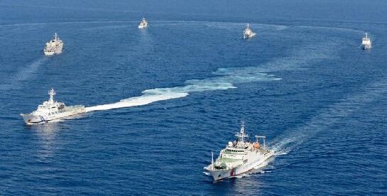 """日本再度抗议海警船""""入侵"""" 中国或将采取军事对抗"""