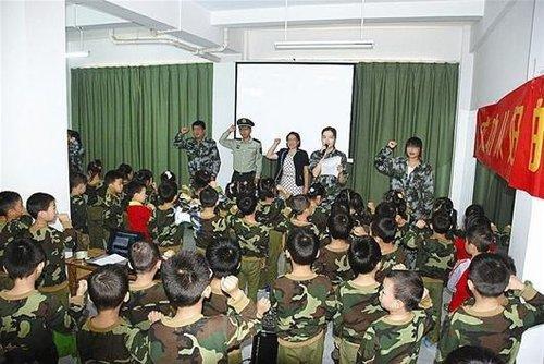 黄梅一幼儿园86名幼儿集中军训 已被紧急叫停