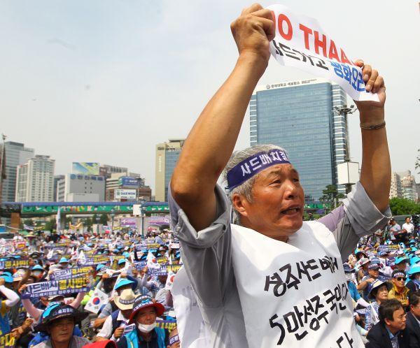 """港媒称中国限制大型旅游团赴韩:反""""萨德""""升级"""