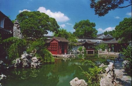 中国十大魅力名镇同里之美