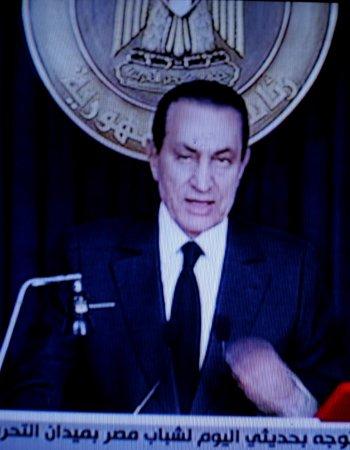 """""""最后的法老""""穆巴拉克"""