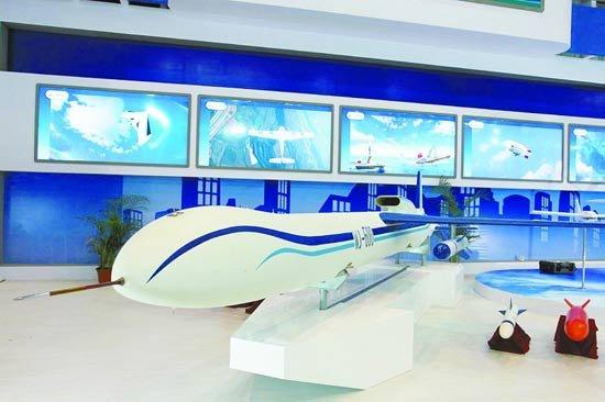 中国无人机作战体系首次亮相 多款新无人机登场
