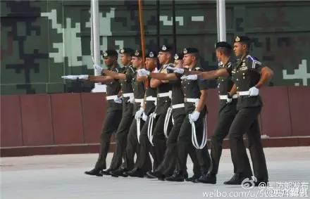 来中国参加阅兵的都是穷国弱国?