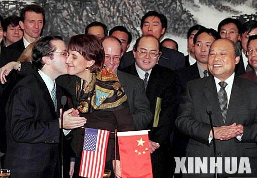 新闻资料:中美关系大事记(1972-2008)
