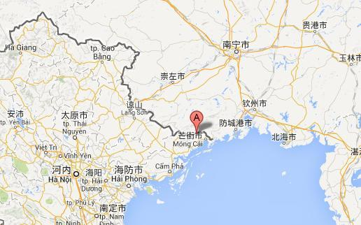 中越边境发生暴力冲突 至少5名中国人身亡