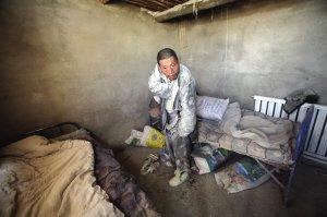 这就是这些智障工人住的宿舍。