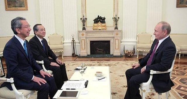 俄日有领土争议?普京回应日本记者:只是你们以为有