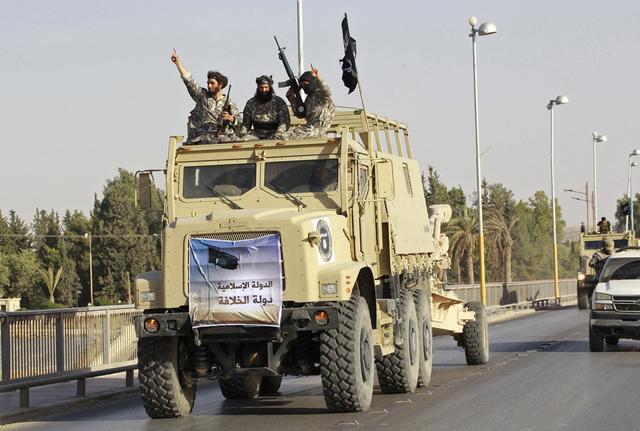 外媒称IS有才能造脏弹:伊拉克曾丧失放射性物质