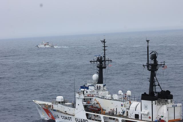 美司令叫嚣要在东海南海维护和平:我们能打头阵