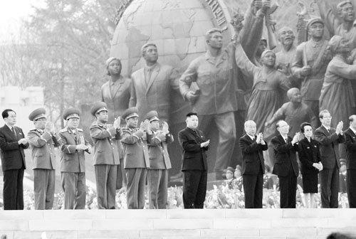 外媒称朝鲜发射火箭费用够1900万朝鲜人吃1年
