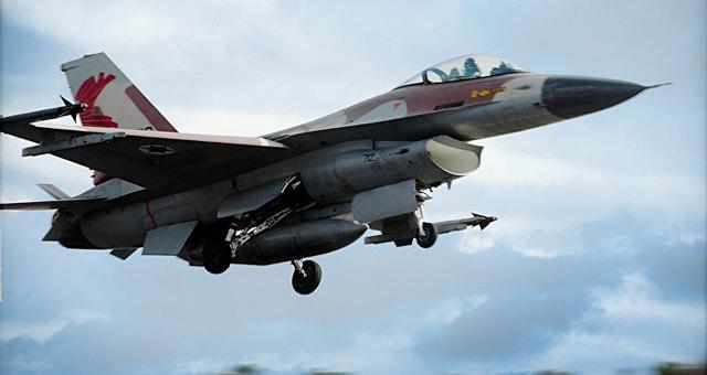 叙军方称4架以色列军机进入叙领空 1架被击落
