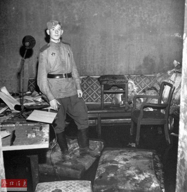 """奢华的末日碉堡!外媒称二战德国地堡获""""追捧"""""""