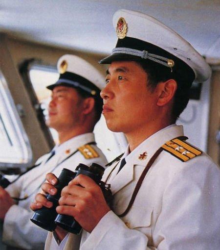 美猜想中国首位航母舰长人选 准备时间超过20年