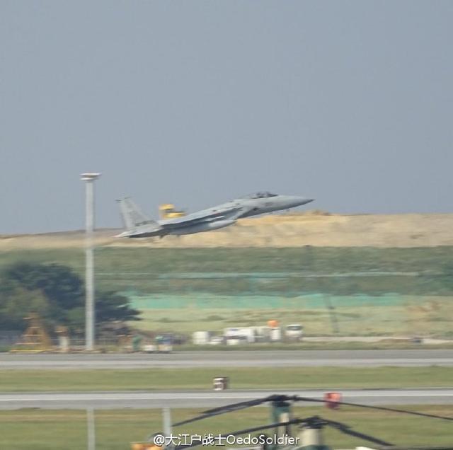 中国军机训练遭日军机发射干扰弹 国防部回应
