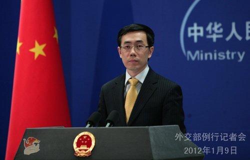 """中方驳""""中国崛起将影响美国安全"""" 称毫无根据"""
