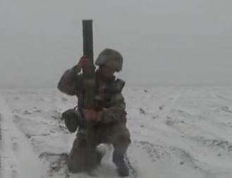 面向实战 41军恢复迫击炮简易射击法训练