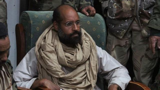 英媒:卡扎菲次子被利比亚武装囚禁6年后获释