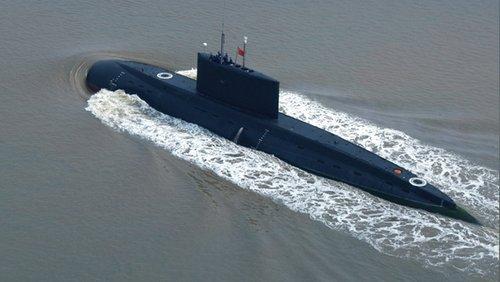 日媒:中国潜艇频繁出没日本周边 噪音越来越低