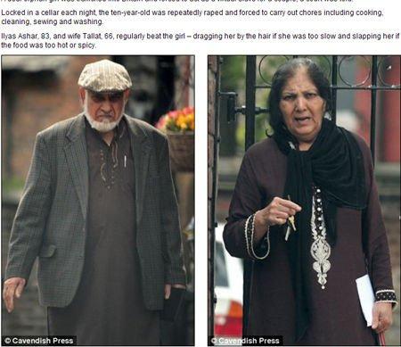夫妻性奴_巴基斯坦失聪女孩被骗入英国当性奴近10年(图)