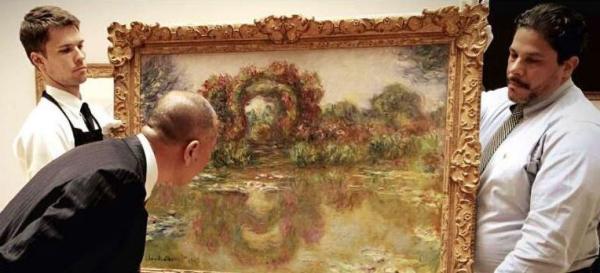 万达1.27亿买莫奈作品:将继续出手西方经典画作