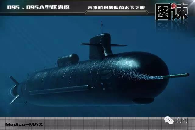 美媒:中国093B静音技术堪比美军主力核潜艇