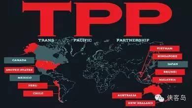 媒体:面对TPP怎么办 连横破合纵