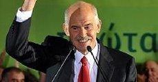 希腊现总理乔治・帕潘德里欧