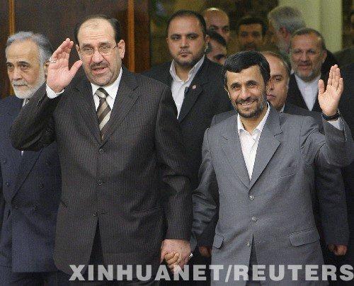 伊朗军方称已经准备好与伊拉克扩展军事联系