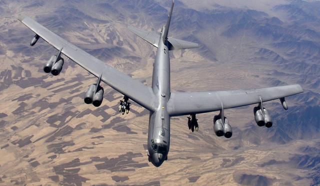 """外交部称将就""""美轰炸机闯南海领空""""进行调查"""