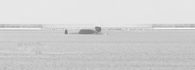 最新型战略核潜艇现身南海?比094有多处改进