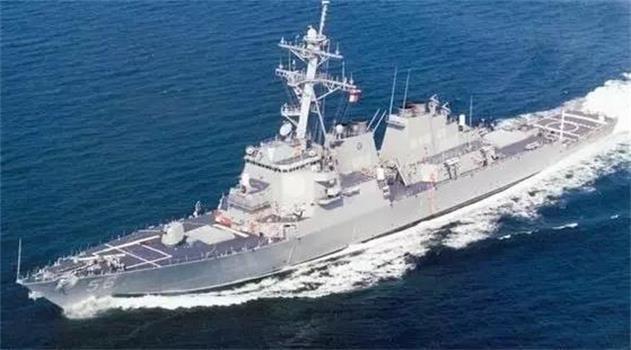 美舰擅入我南海岛礁邻近海域 美官员:中国军舰至少警告10次