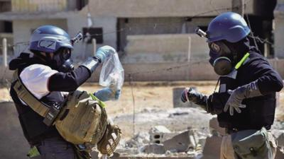 叙政府军:反对派使用化学武器导致百人死伤