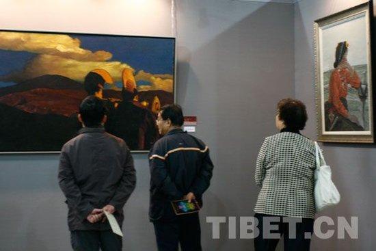 """""""和美""""观众:西藏带给我的是心灵的震撼"""